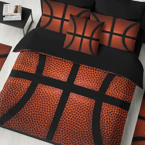 Basketball Themed Bedding, Duvet or Comforter Sets - 2cooldesigns