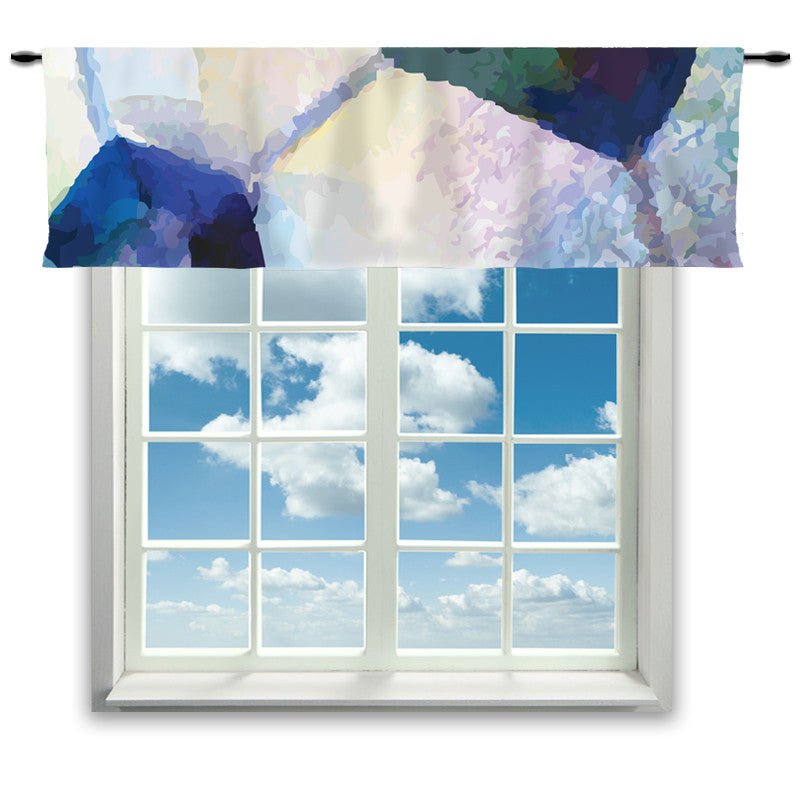 Soccer Window Curtain or Valance - 2cooldesigns