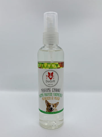 Perfume Canino Frutos Tropicales