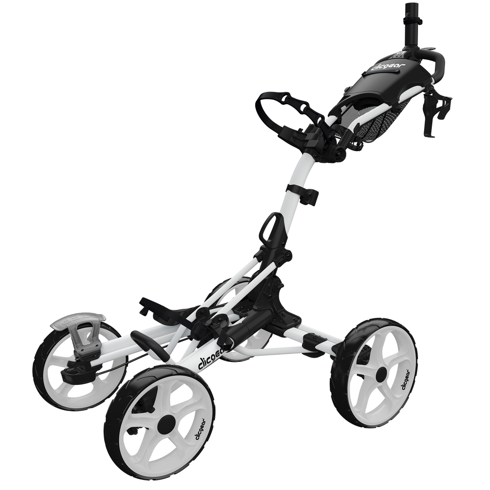 Clicgear Model 8.0+ Golf Push Cart - CLICGEAR