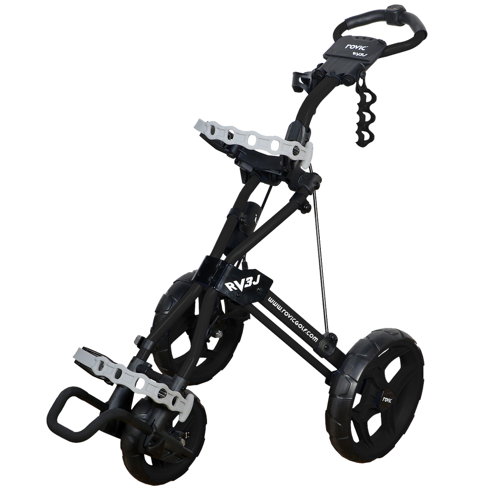 Rovic RV3J Junior Golf Push Cart - CLICGEAR | ROVIC USA