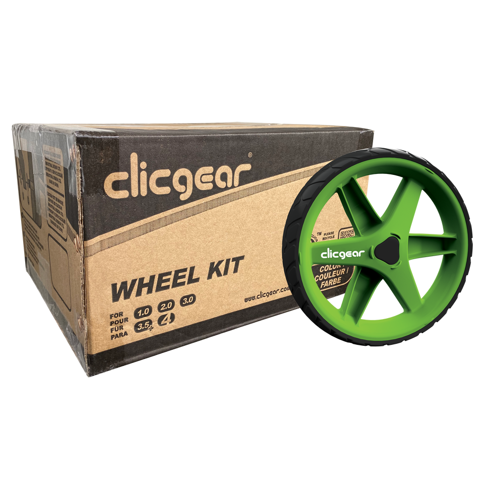 Clicgear Model 1.0 ~ 4.0 Wheel Kits - CLICGEAR