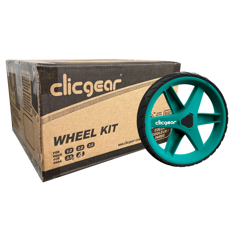 Clicgear Model 1.0 ~ 4.0 Wheel Kits - CLICGEAR | ROVIC USA