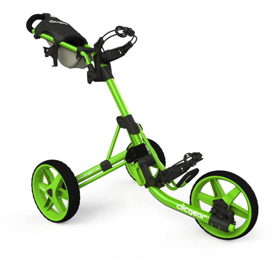 Clicgear Model 3.5+ Golf Push Cart - CLICGEAR