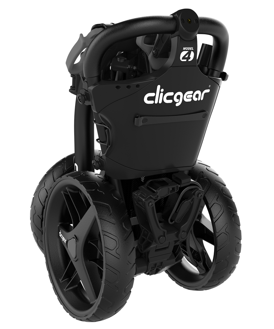 Clicgear Model 4.0 Golf Push Cart - CLICGEAR