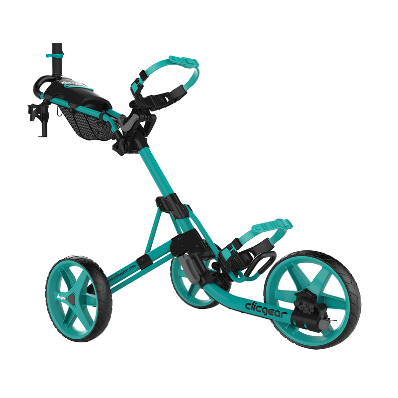 Clicgear Model 4.0 Golf Push Cart - CLICGEAR | ROVIC USA