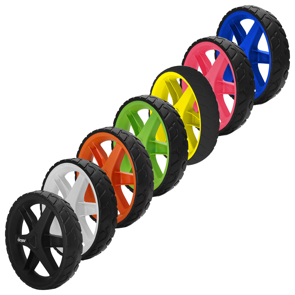 Clicgear Model 1.0 ~ 4.0 Wheels - CLICGEAR | ROVIC USA