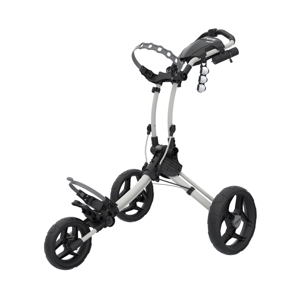 Rovic RV1C Golf Push Cart - CLICGEAR