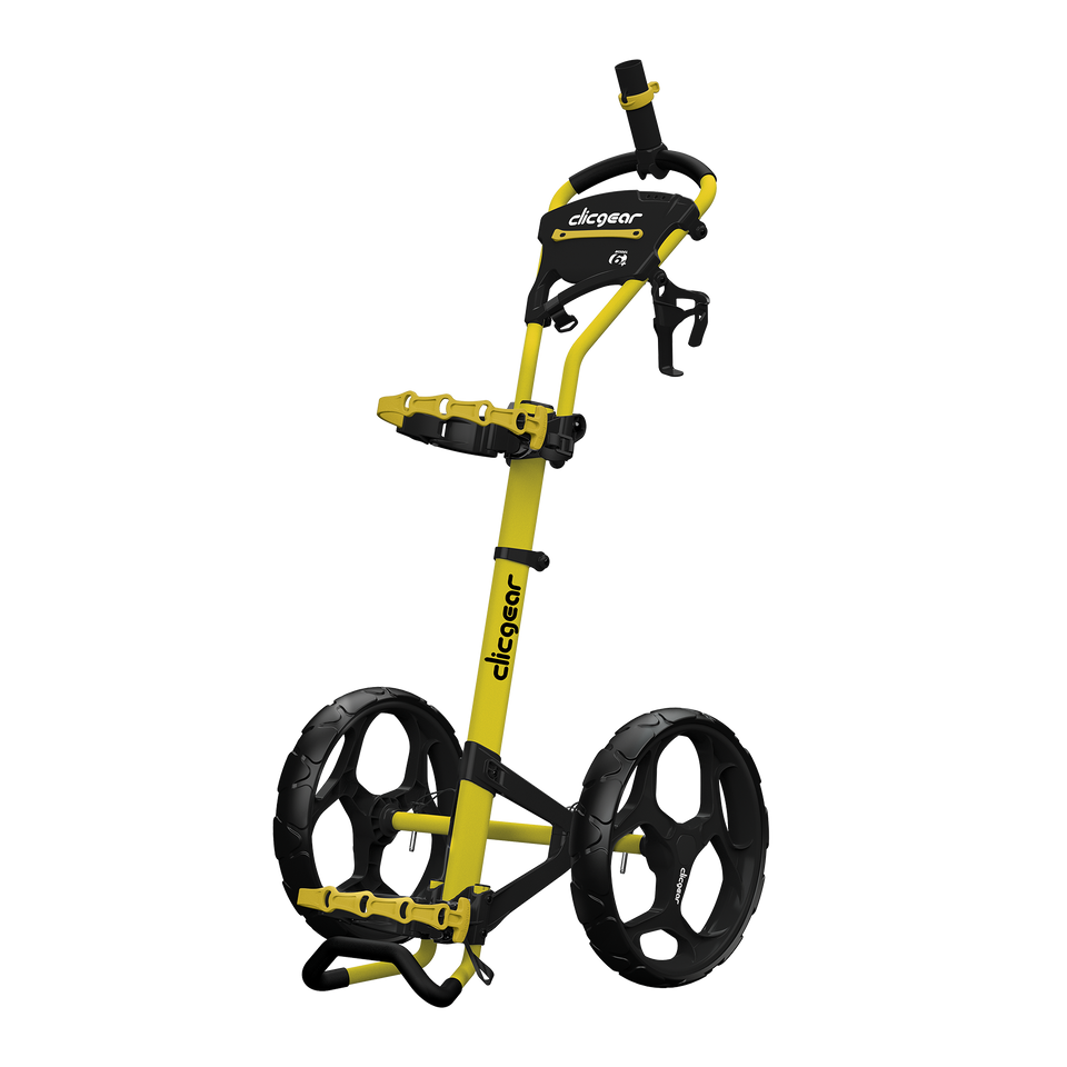 Clicgear Model 6.0+ Golf Push Cart - CLICGEAR