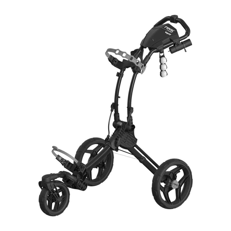 Rovic RV1S Golf Push Cart - CLICGEAR | ROVIC USA