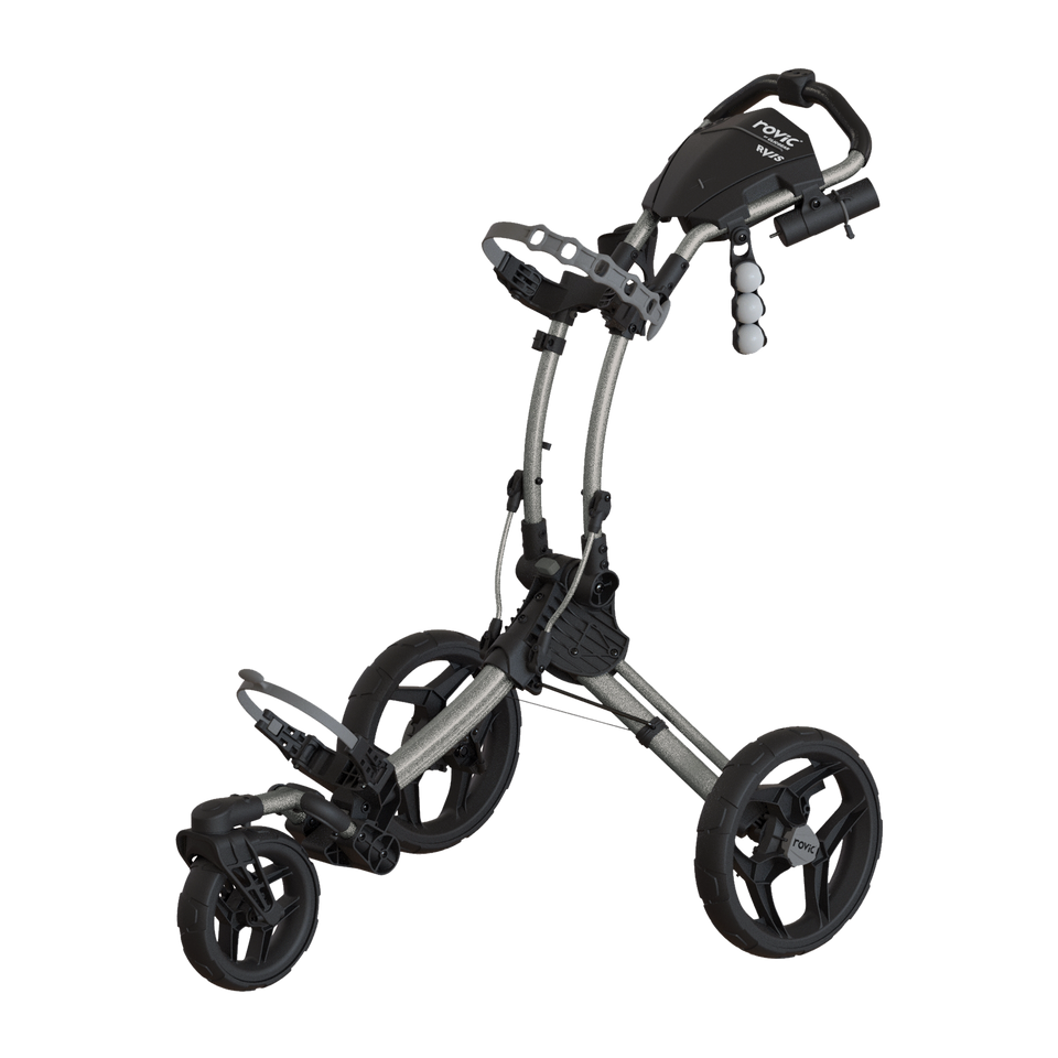 Rovic RV1S Golf Push Cart - CLICGEAR