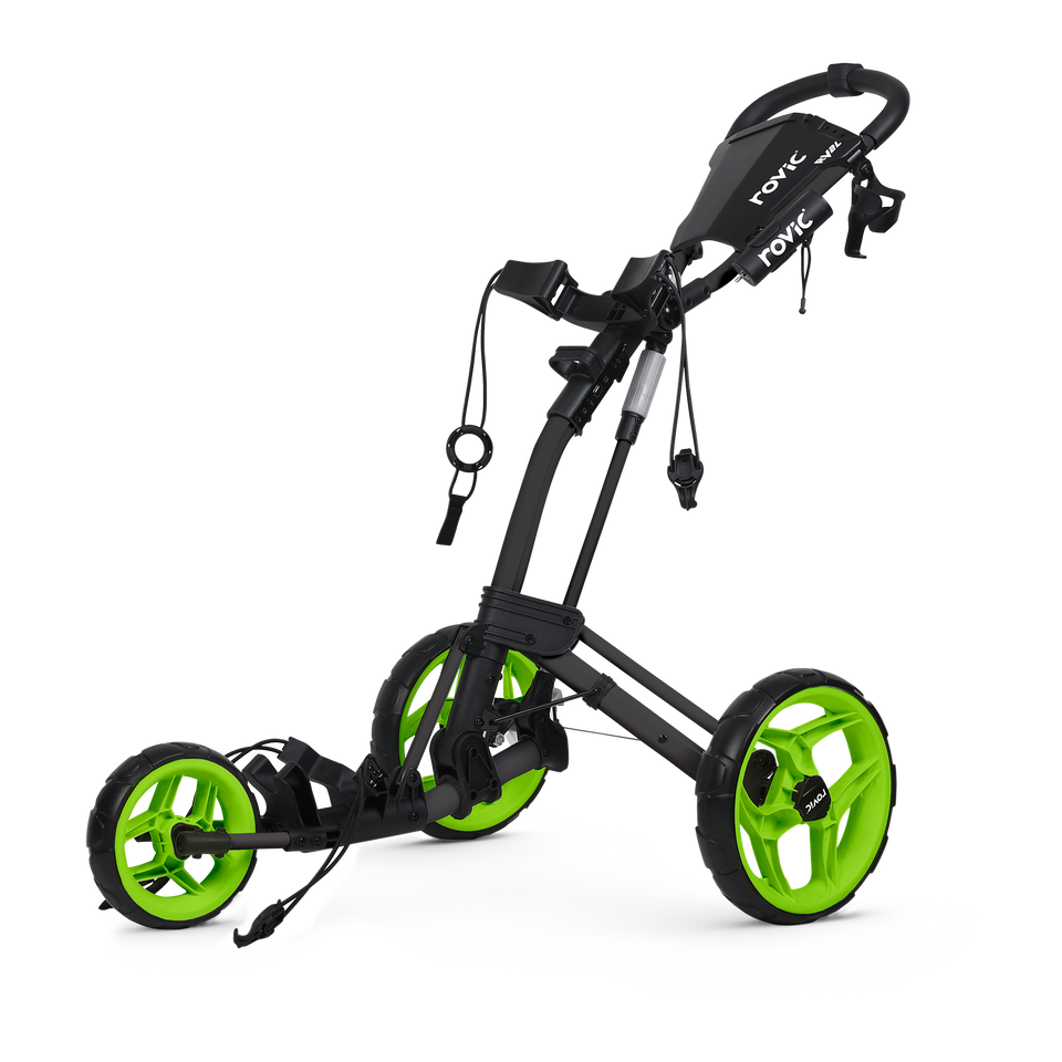 Rovic RV2L Golf Push Cart - CLICGEAR