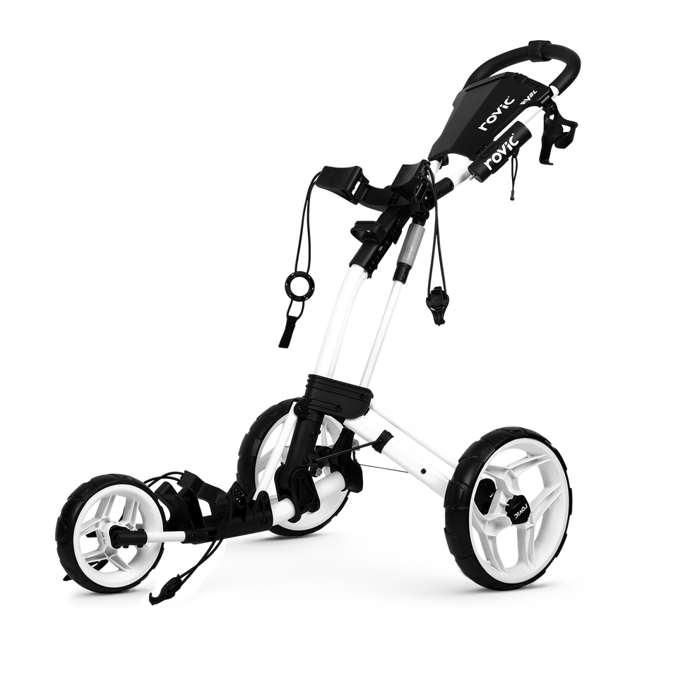 Rovic RV2L Golf Push Cart - CLICGEAR | ROVIC USA