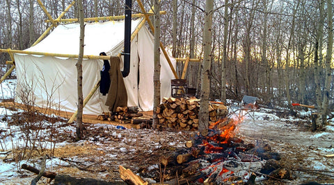 Canvas Tents – reWild Outfitters