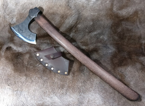 Viking Axe - hand forged