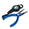 Fishing Pliers and Retractable Gear Tether Combo