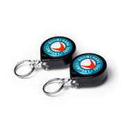 Mini Fishing Zinger for Small Fly Fishing Gear and Tools (2-Pack)