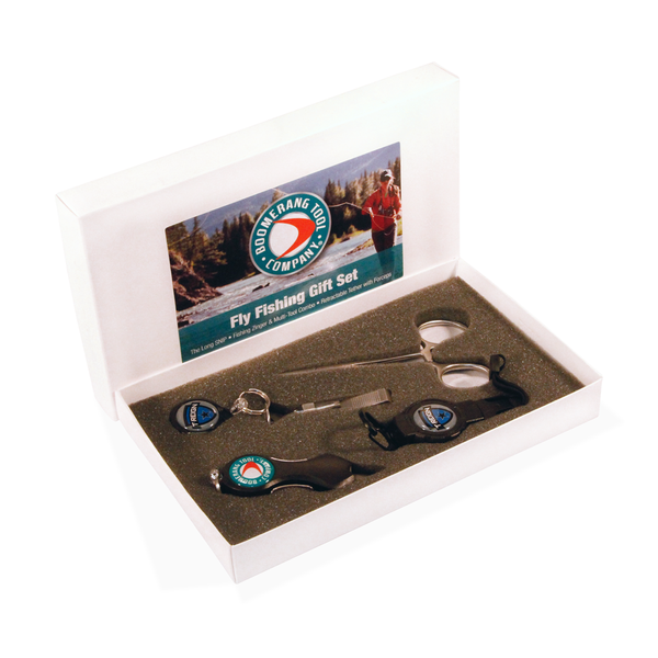 Fly fishing gift set boomerang tool company for Fly fishing gifts
