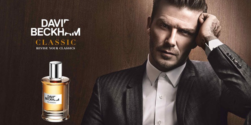 Tackling The David Beckham Fragrance Range