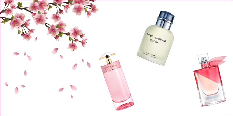 Must-Have Fragrances for Spring