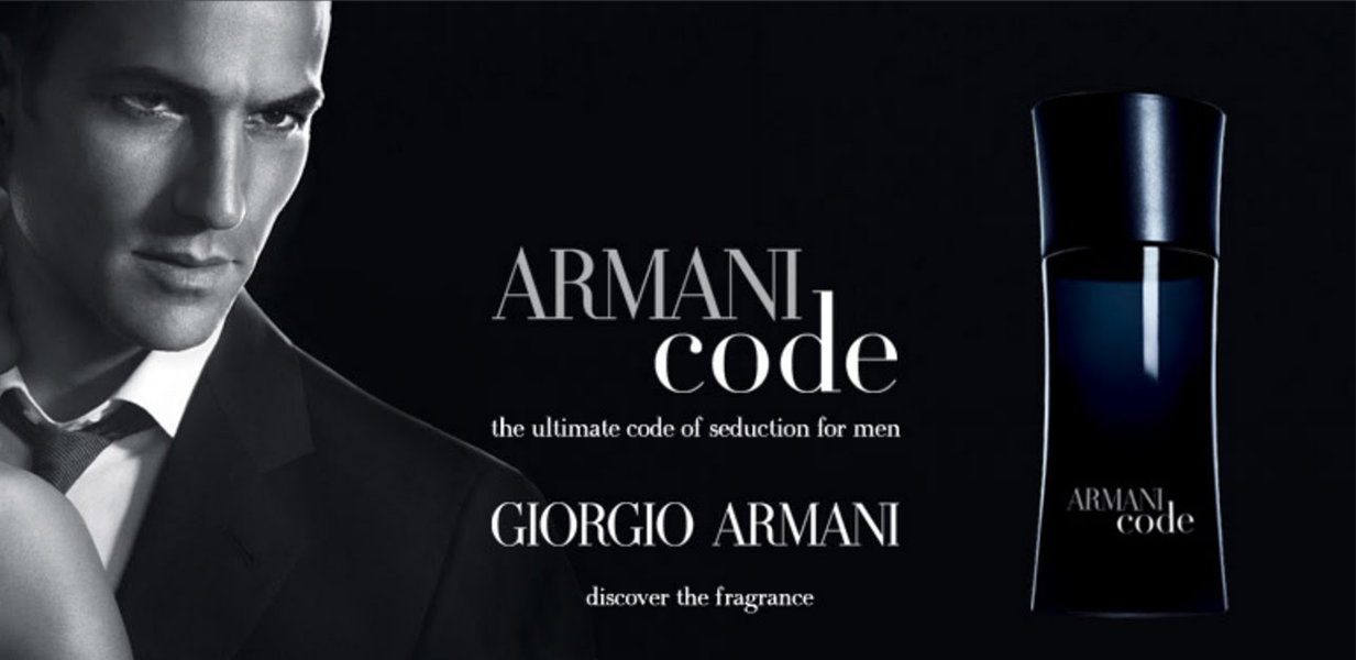 Armani Code Aftershave