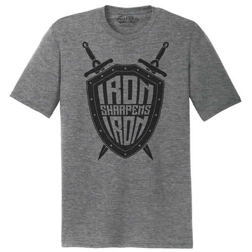Iron Sharpens Iron Guy's Tee