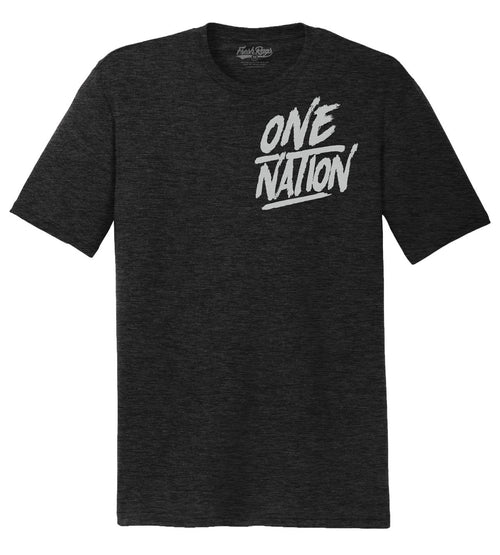 One Nation Under God Guy's Tee