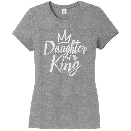 Daughter of the King Girl's Tee