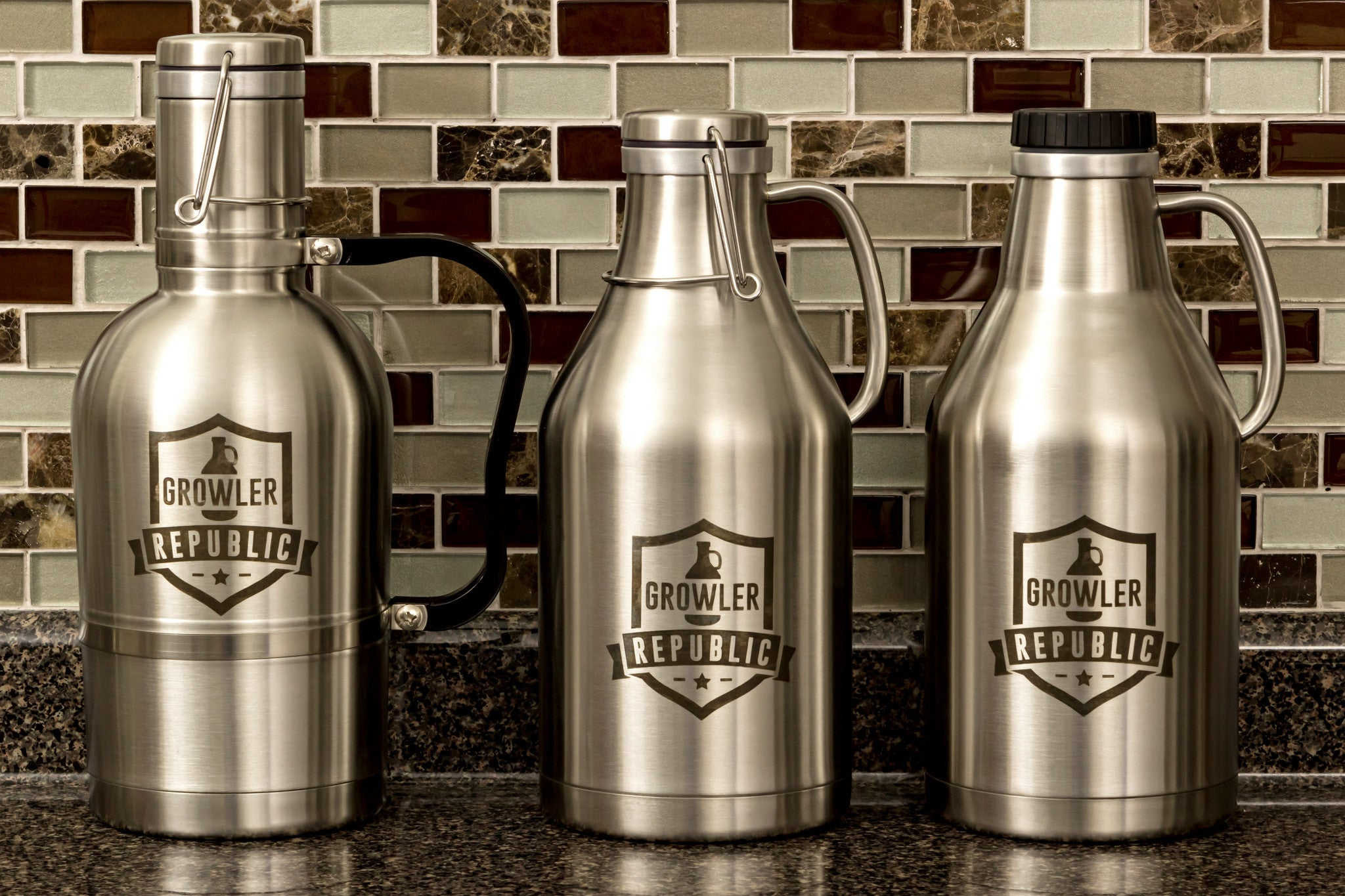More growler styles coming soon!