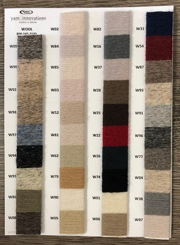 NEW WOOL CHART COMING SOON ! PRE ORDER NOW