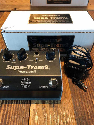 Fulltone Custom Shop Supa-Trem 2