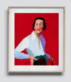 Diana Vreeland / Canvas