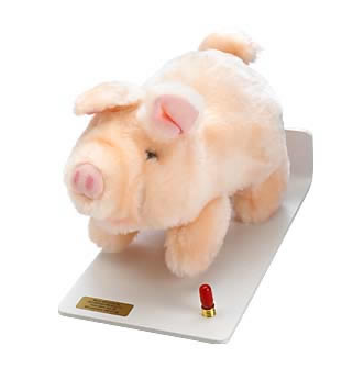 Good-Lite Piglet Distance Fixation Animal - Optics Incorporated