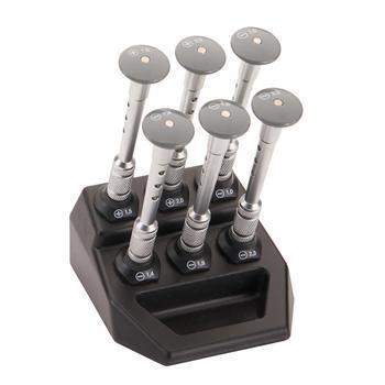 Hilco Vision 6-Place Pro Screwdriver Set - Optics Incorporated