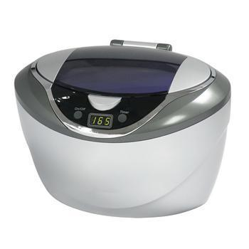 Hilco Vision EconoPro Jr. Ultrasonic Cleaner w/ Digital Timer - Optics Incorporated
