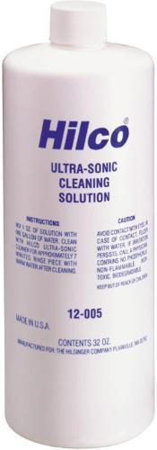 Hilco Vision Ultrasonic Cleaning Solution - Optics Incorporated