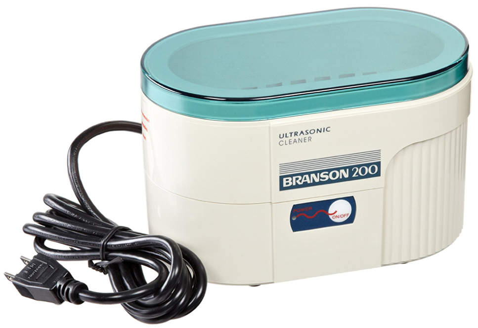 Hilco Vision Ultrasonic Cleaner, Small - Optics Incorporated