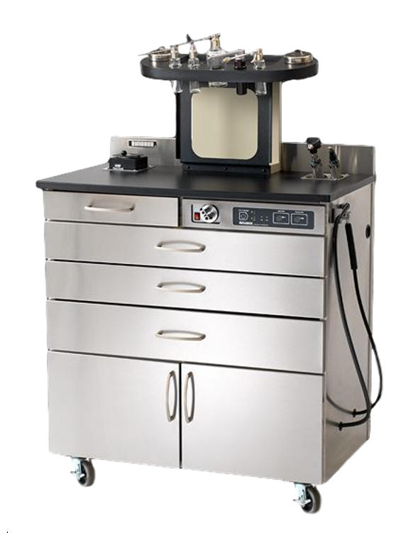 Reliance 510 Treatment Cabinet - Optics Incorporated