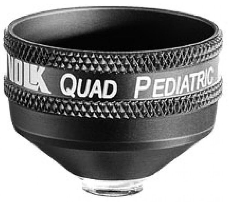 Volk Quadpediatric Lens - Optics Incorporated