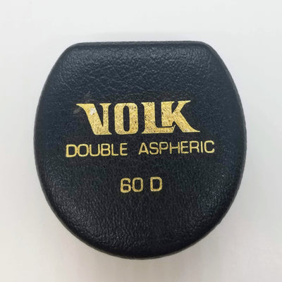 Volk Used 60D Clear Lens - Optics Incorporated