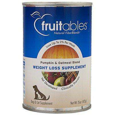 Fruitables Weight Loss Supplement Pumpkin, Canned Dog Food, Vetscience LLC - PetMax Canada