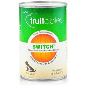 Fruitables Switch Transition Pumpkin | Canned Dog Food -  pet-max.myshopify.com