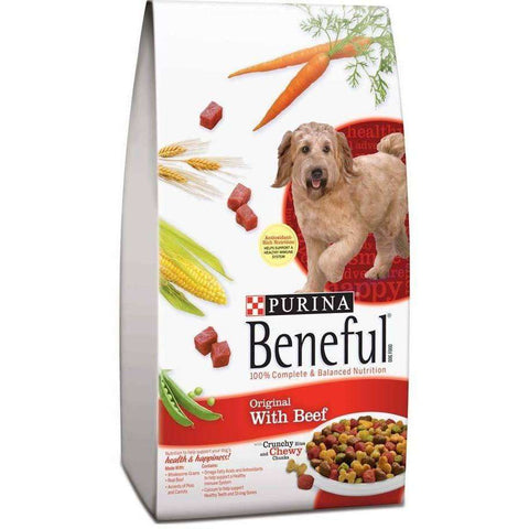 Beneful Beef Dog Food, Dog Food, Nestle Purina PetCare - PetMax Canada