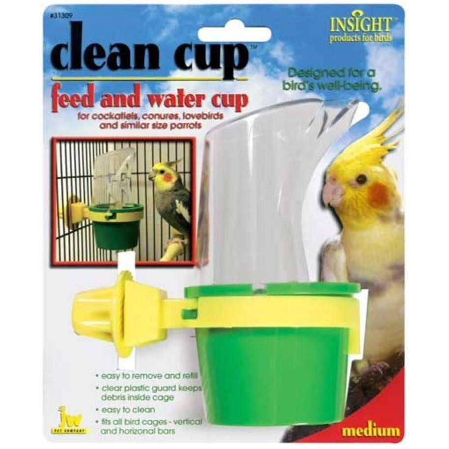JW Bird Feeder Cup  Bird Dishes - PetMax