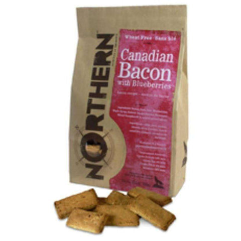 Northern Biscuit Canadian Bacon, Dog Treats, Northern Pet Products Inc. - PetMax Canada