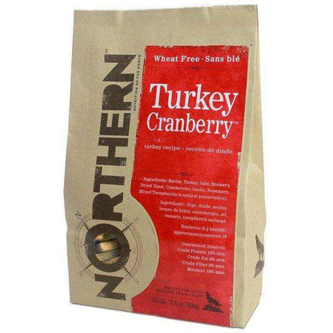 Northern Biscuit Turkey & Cranberry, Dog Treats, Northern Pet Products Inc. - PetMax Canada