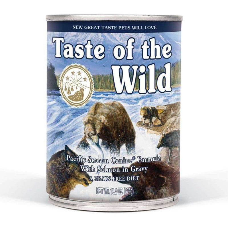 Taste Of The Wild Canned Dog Food Pacific Stream  Canned Dog Food - PetMax