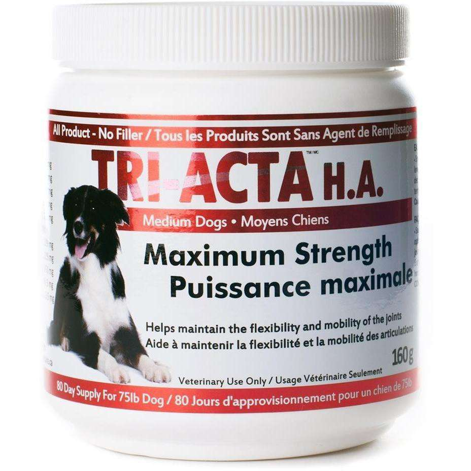 Tri-Acta Joint H.A. Maximum Strength Formula 140g Health Care - PetMax