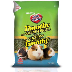 Martin Little Friends Timothy Guinea Pig Food Small Animal Food Dry [variant_title] [option1] - PetMax.ca