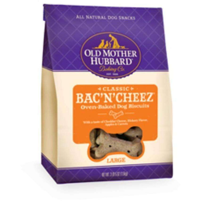 Old Mother Hubbard Bac-N-Cheez | Dog Treats -  pet-max.myshopify.com